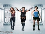 Ladies of Resident Evil