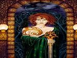 The Goddess in the Doorway~