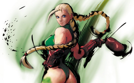 Cammy (Street Fighter IV) - street fighter iv, cammy, fighter, girl