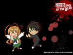 HIGHSCHOOL OF THE DEAD Chibi