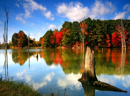 Very Nice Wallpaper For Desktop Beautiful Lake - Lakes...