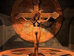 Crucified Demon