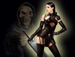 Reaper and Dominatrix