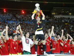 Spain :Champions Euro 2008