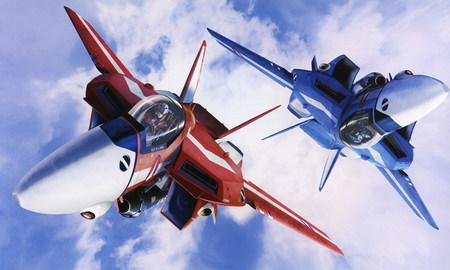 Air Acrobatics Macross Zero