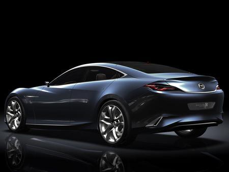 Mazda Shinari Concept 2010 - Mazda & Cars Background Wallpapers on ...
