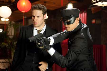 Green Hornet - comic, green, movie, hornet
