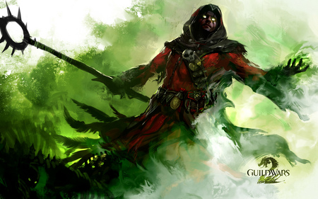 GUILD WARS 2 - Guild Wars & Video Games Background Wallpapers on