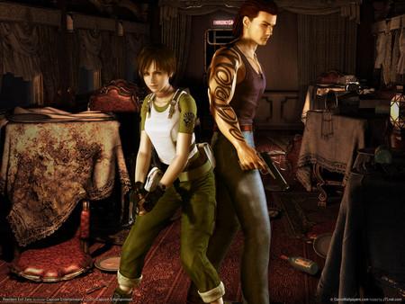 Resident Evil- Zero - gun, hd, game, resident evil, shooting, adenture, action