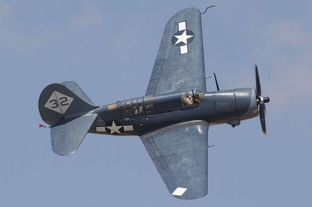 Curtiss Helldiver - world war two, us navy, united states navy, dive bomber