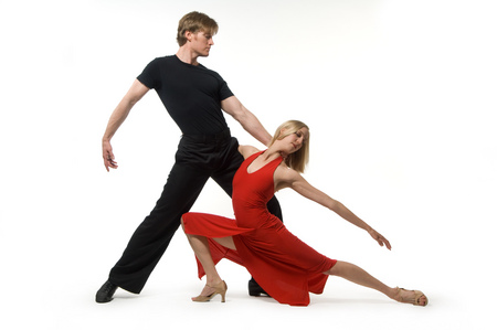 Salsa Dancers - movement, salsa, flashy, dancing