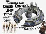 Profile: Droid Control Ship