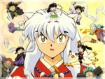 Inuyasha and Chibi Friends