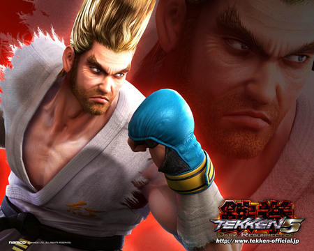 Paul Phoenix Tekken Video Games Background Wallpapers On Desktop Nexus Image 447585