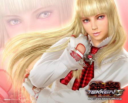 Lili - fighting, hd, action, video game, tekken- dark resurrection, lili, adventure, cute, tekken 5, tekken, girl