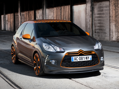 Citroen DS3-R - racing car, ds3, ds3r, citroen, citroen ds3