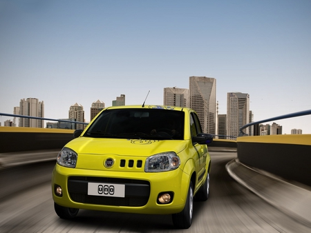 New Fiat Uno 2011 Fiat Cars Background Wallpapers On Desktop