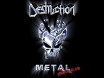 Destruction - Silver Skull