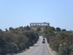 Agrigento's Valley of temples