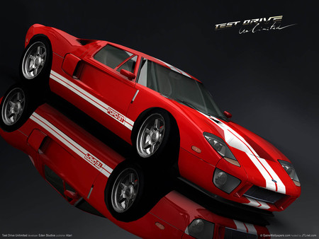 Test Drive Unlimited - red, sportcar, hd, car, video game, test drive, racing