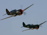 Curtiss P-40 Warhawks