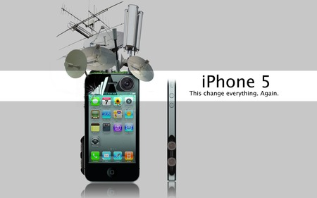 iPhone 5 - 4gs, apple, steve jobs new product, prototyp, iphone 5