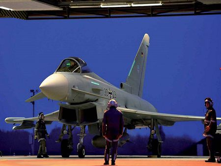 Final Check - aircraft, fighter, military, attack aircraft, jet