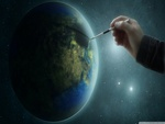 Painting The Earth