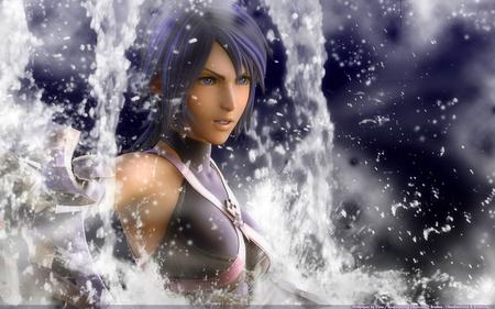 Kingdom Hearts Aqua Wallpaper Aqua - aqua  water  kingdom