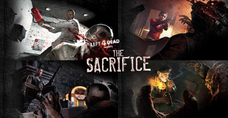 Left 4 Dead The Sacrifice Other Video Games Background