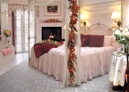 A Very Girly Bedroom