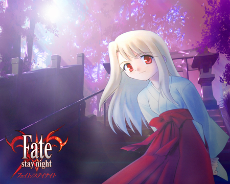 23+ Illya Fate Stay Night Wallpaper Wallpapers