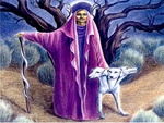 Hecate and the Three Headed Dog~