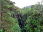 Scotland - Corrieshalloch Gorge 1