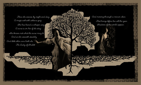 A Great and Terrible Beauty featuring the Tree of Souls - gemma doyle, agatb, a great and terrible beauty, book, libba bray