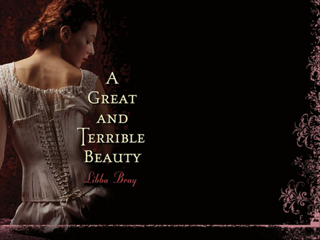 A Great and Terrible Beauty cover art - gemma doyle, agatb, a great and terrible beauty, book, libba bray