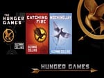 The Hunger Games Trilogy - covers