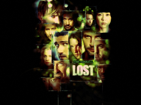 Find Yourself: Lost - lost, kate, sawyer, jack