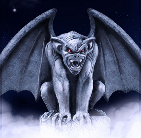 Gargoyle 3d And Cg Abstract Background Wallpapers On HD Wallpapers Download Free Images Wallpaper [1000image.com]