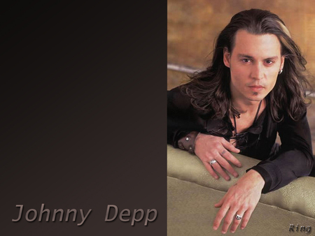 Johnny Depp - sexy, actor, people, male