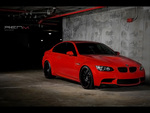 RENM BMW E92 M3 Agitator