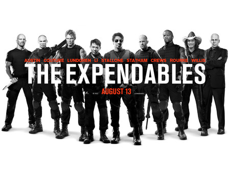 expendables - movies, other, entertainment, people