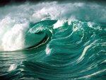 tempestuous ocean
