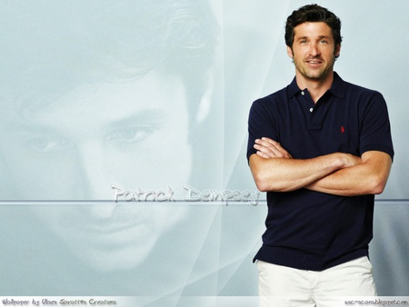Patrick Dempsey Tv Series Entertainment Background Wallpapers On