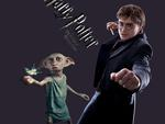 Harry Dobby Deathly Hallows