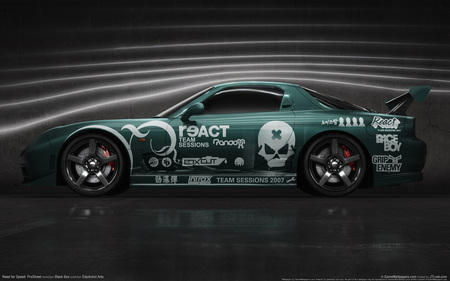 need_for_speed_prostreet - race, car, need for speed, prostreet