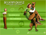 Scooby-Doo and Shaggy