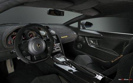Lamborghini Gallardo Lp570 4 Blancpain Lamborghini Cars