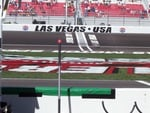 start / finish Las Vegas