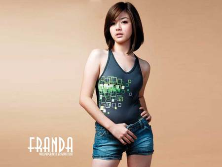 sexy-franda-female indonesian - people, sexy, indonesian, models female